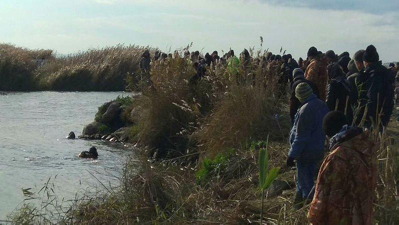 Gediz Nehri'nde kaybolan amatör balıkçı Muharrem Sürücü aranıyor