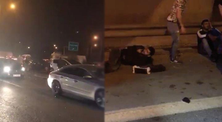 İzmir'de trafikte can pazarı! Ölü ve yaralılar var