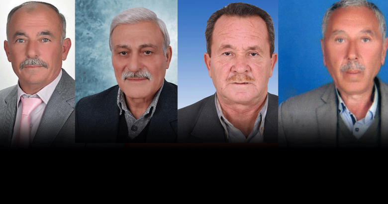 Hisarcıkta 2,5 yılda 4 muhtar hayatını kaybetti
