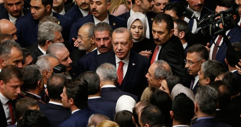 Başkan Erdoğan: Birileri istedi diye revizyon olmaz