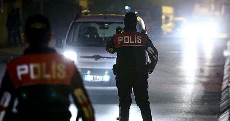 İzmir'de aranan 426 kişi yakalandı
