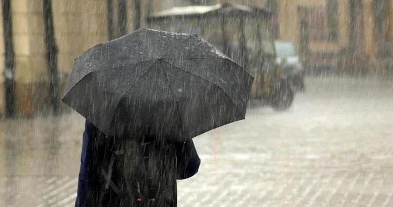 Meteoroloji'den korkutan uyarı! Yine kuvvetli yağacak! İzmir'de hava nasıl olacak?
