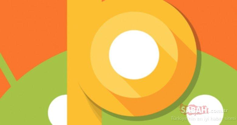 Android P resmiyet kazandı