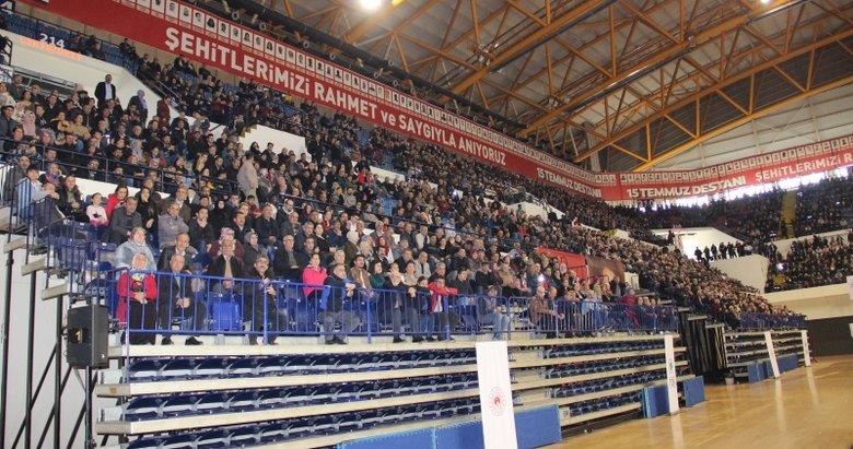 İzmir'de TOKİ kura heyecanı