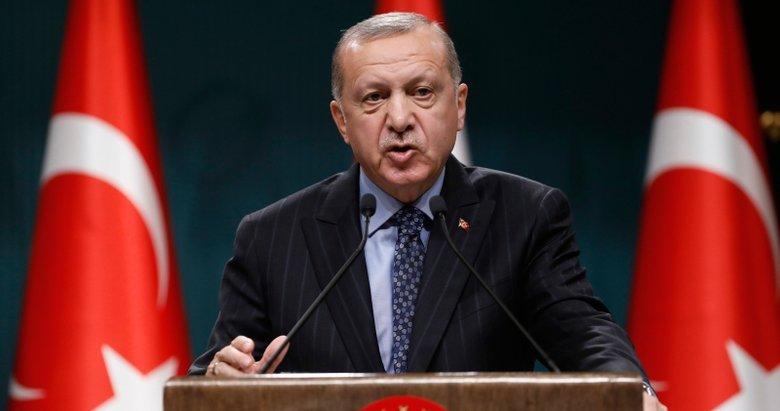Başkan Erdoğan'dan TÜSİAD'a sert tepki