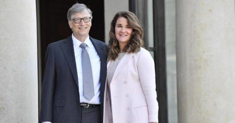 Bill Gates ile Melinda Gates boşanıyor! Servet paylaşımında soru işareti