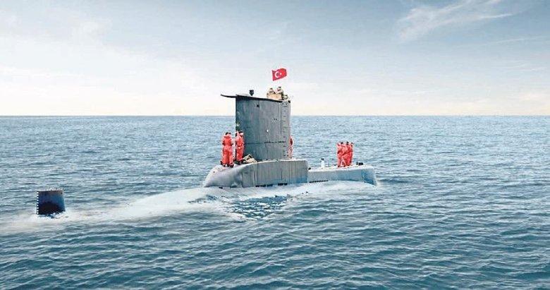 Fransa'ya ikinci denizaltı darbesi Türkiye'den