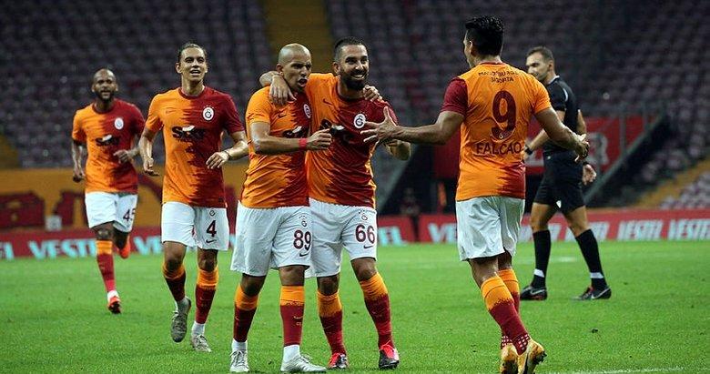 Galatasaray 3-1 Gaziantep FK l MAÇ SONUCU