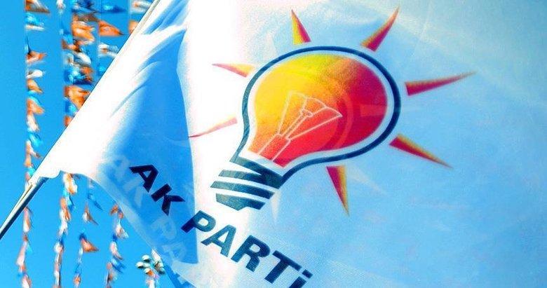 AK Parti'nin kuruluş yıldönümü etkinlikleri ertelendi