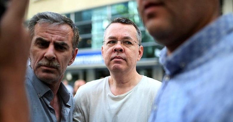 ABD'li papaz Brunson'ın ev hapsine ikinci itiraz
