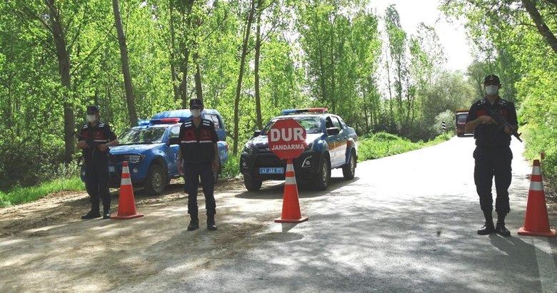 Kütahya'daki bir köyde uygulanan karantina kaldırıldı