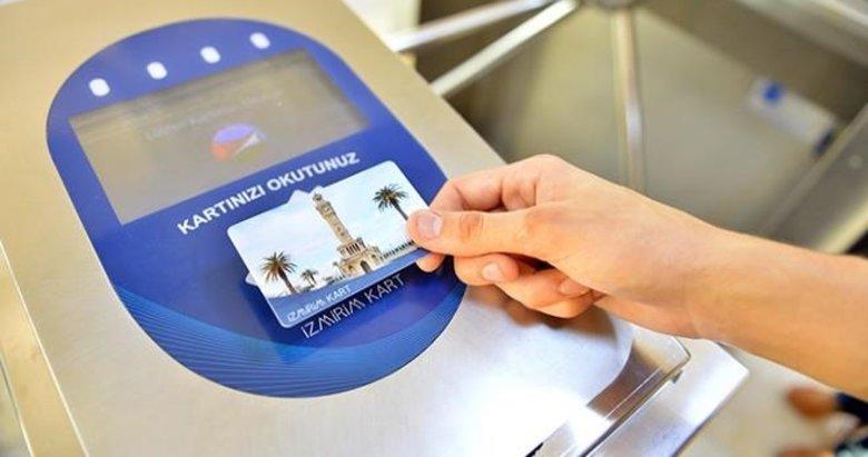 İzmir'de korona düzenlemesi! Toplu ulaşımda kişiye özel kart!