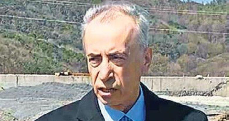 Mustafa Cengiz bombaladı