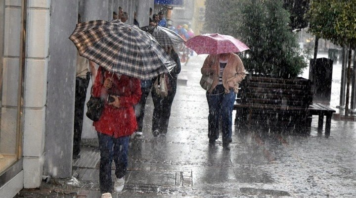 Meteoroloji'den kuvvetli sağanak yağış uyarısı! Bugün hava nasıl olacak? 10 Eylül hava durumu...