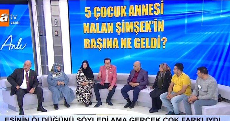 Müge Anlı'nın programındaki Nilgün Şimşek olayının sır perdesi aralanıyor!