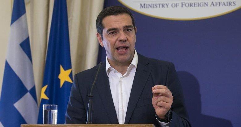 Yunanistan'dan geri adım