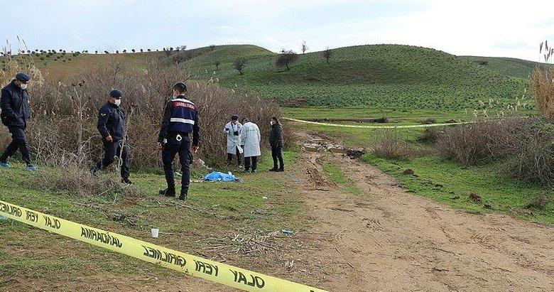 Manisa'da öldürülen 4 gencin cesetlerinin bulunduğu alanda yeni inceleme