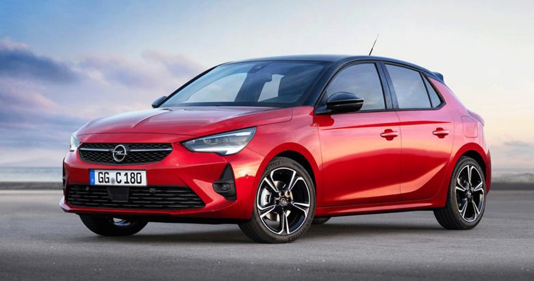 Opel'in miniği Corsa yenilendi