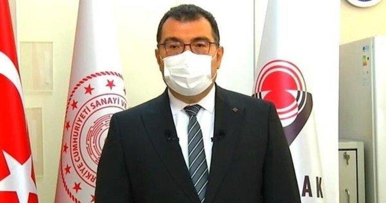 TÜBİTAK Başkanı Mandal: Yerli VLP virüs aşısı yıl sonuna kadar kullanıma açılacak