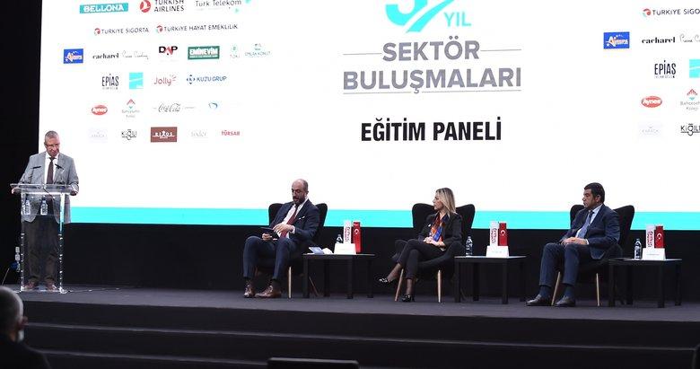 Milli Eğitim Bakanı Ziya Selçuk: 'Eğitime adil erişim için yoğun çalışıyoruz'