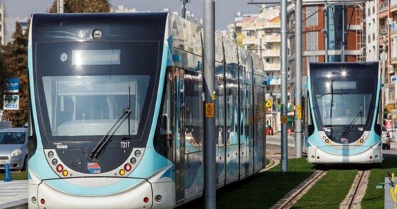 Tramvay 1 Temmuza kadar ücretsiz
