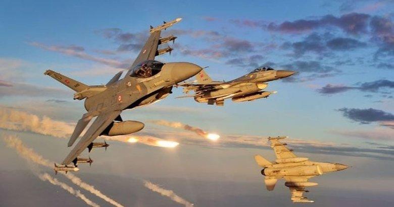 Irak kuzeyinde düzenlenen hava harekatında 2 PKK'lı terörist etkisiz hale getirildi.