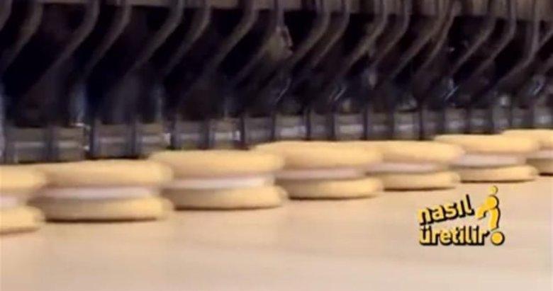 Severek yenilen bisküviler nasıl üretilir?