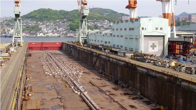 Dev yolcu gemisini böyle inşa ettiler