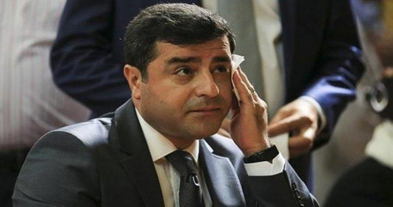 Millet İttifakı'na Demirtaş'tan rest