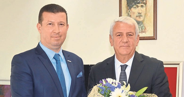 Başkan Mutlu'ya ilk tebrik MÜSİAD'dan