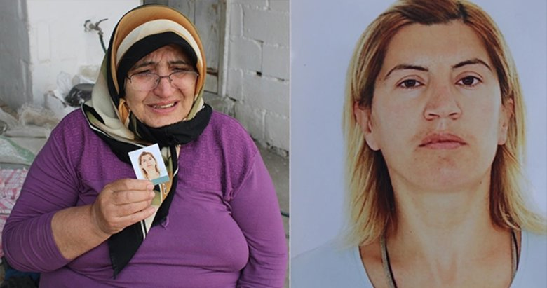 Kayıp Gülten'den 25 gündür haber alınamıyor
