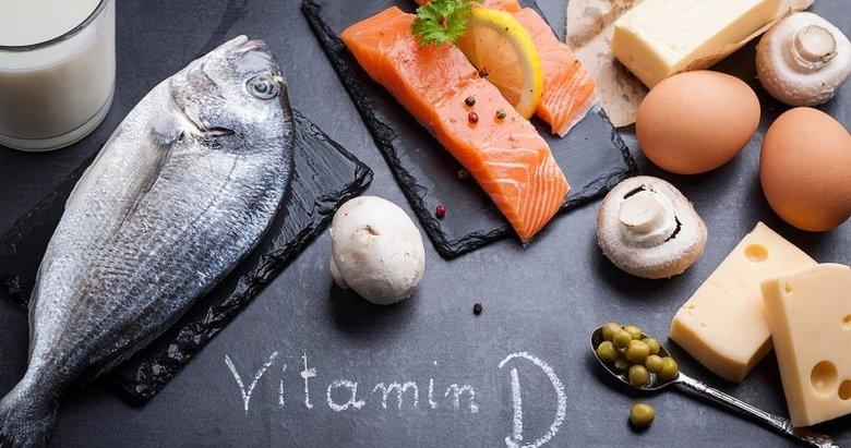 Bağışıklık güçlendiren D vitamini hangi besinlerde bulunur? Vitamin eksikliğinin belirtileri nelerdir?