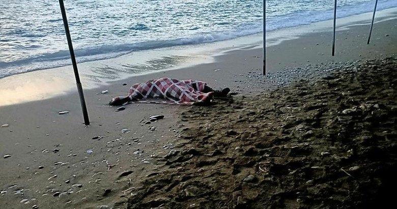 Gizemli cesedin sırrı çözüldü! Datça'da kıyıya vurmuş halde bulunmuştu