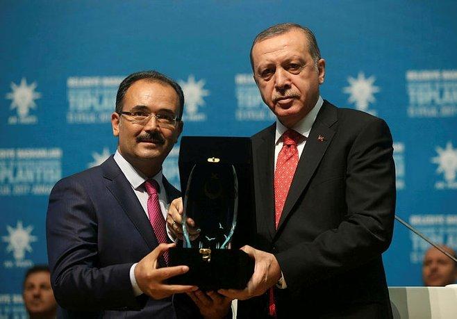 Cumhurbaşkanı'ndan Uşak Belediyesi'ne ödül