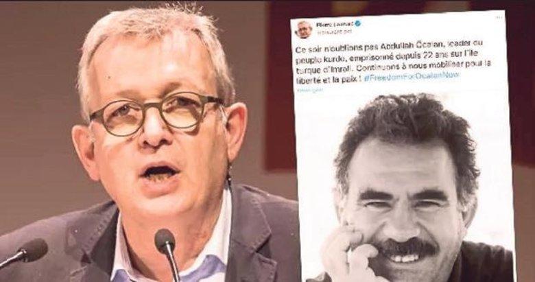 Fransız siyasetçi, PKK'nın senatörlüğüne soyundu