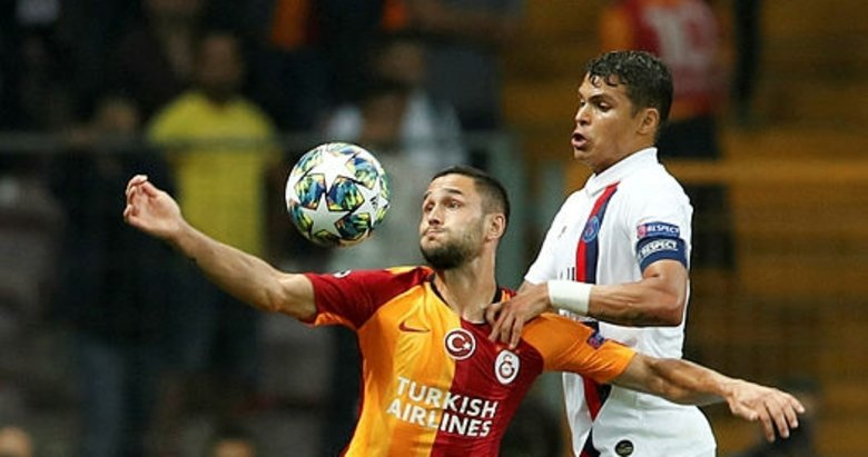 PSG - Galatasaray maçında ilk 11'ler belli oldu