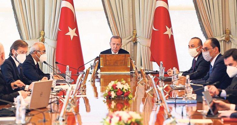 Başkan Erdoğan: 'Bizi aydınlık bir gelecek bekliyor'