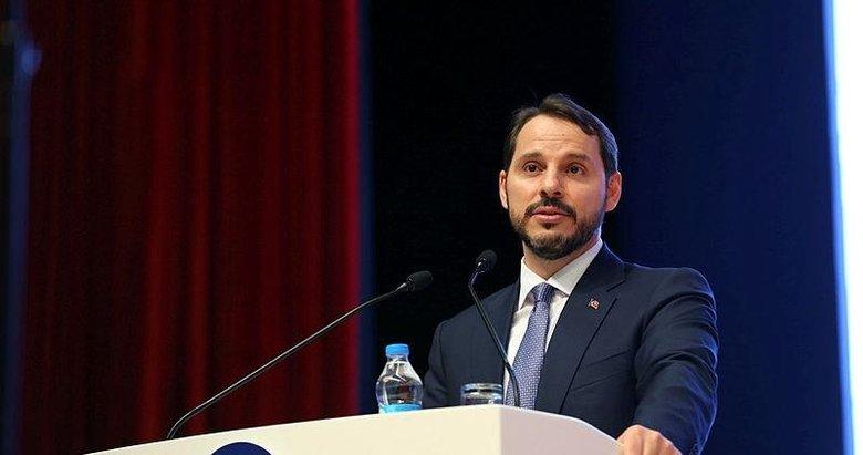 Berat Albayraktan Fransada kritik temas