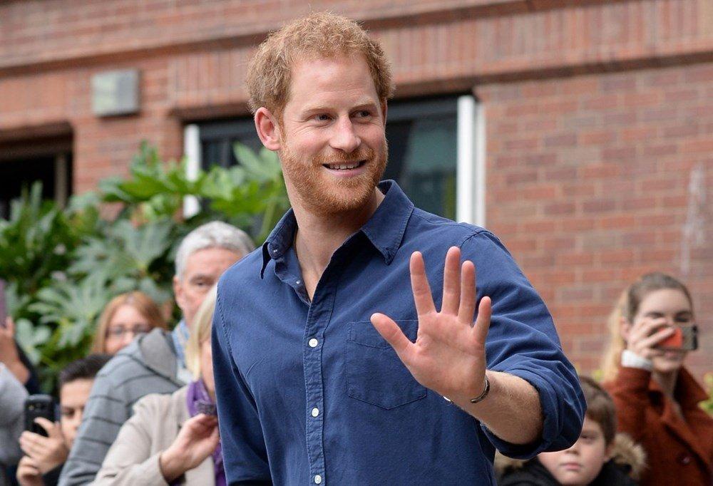 Prens Harry'e 'soğuk' doğum günü! Mesajlar herkes şaşırttı!