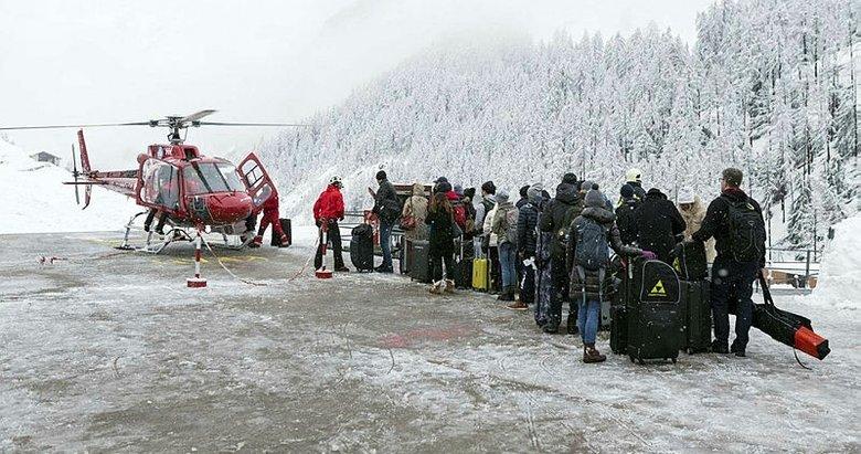 İsviçre Alpleri 26 dağcıya mezar oldu