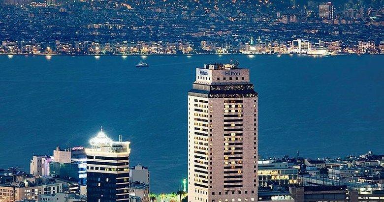 İzmir'in köklü otellerinden Hilton İzmir kapatılıyor