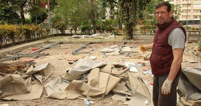 İzmir'de CHP'li belediye başkanından esnafa zulüm