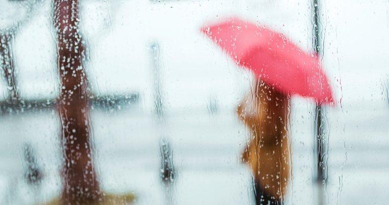 Meteoroloji'den İzmir'e sağanak uyarısı