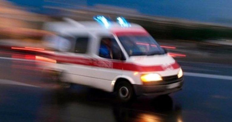 Uşak'ta tavuklu pilav yiyen 11 çocuk zehirlendi
