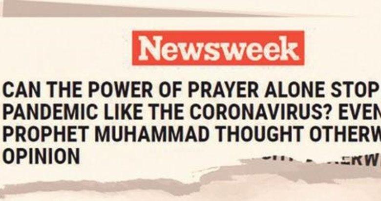 Hz. Muhammed'in hadisi örnek gösterildi