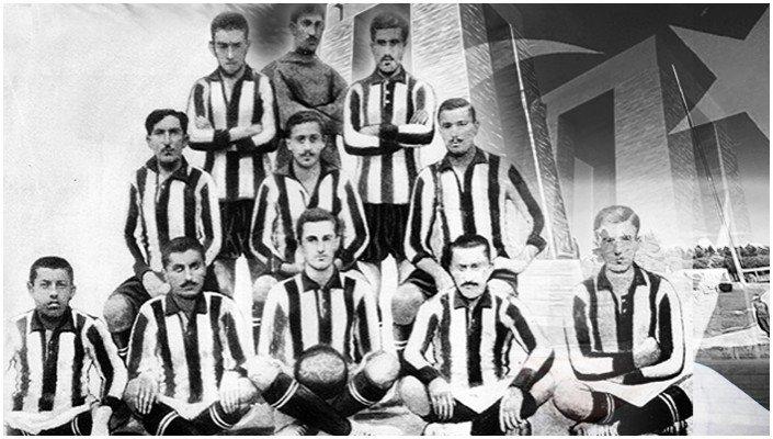Çanakkale Savaşı'nda üç büyüklerin şehit olan futbolcuları
