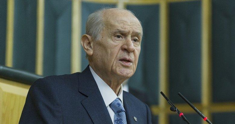Son dakika: Devlet Bahçeli'den Iraklı Türkmenler hakkında kritik açıklama