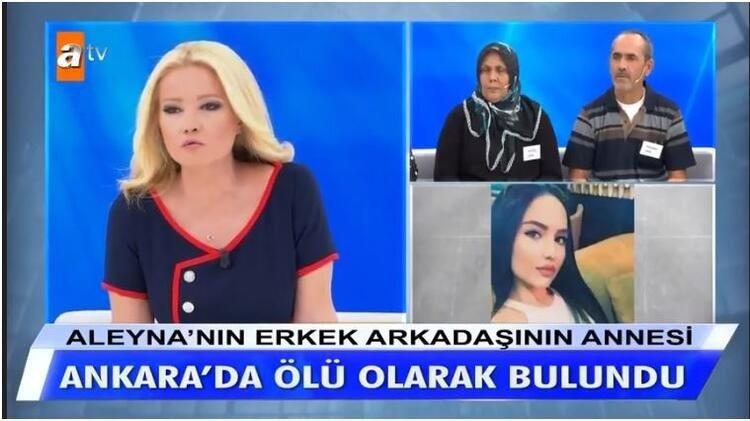 Müge Anlı'daki Aleyna Çakır olayında flaş gelişmeler! Ümitcan Uygun'un annesi nasıl öldü?