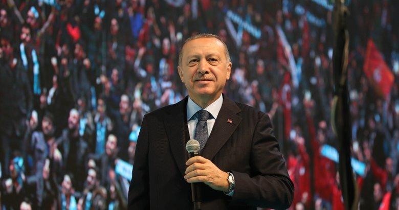 'Türkiye'yi üst lige çıkarmakta kararlıyız'