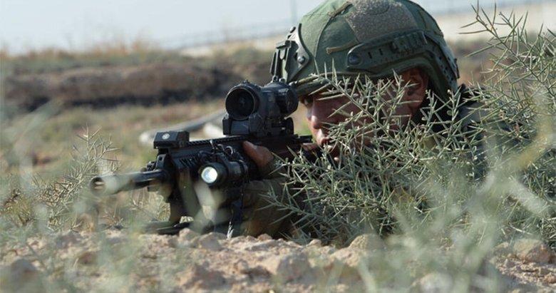 Kuzey Irak'ta 4 terörist daha etkisiz hale getirildi